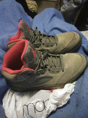 Jordans off grey for Sale in Dallas, TX