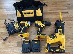 DEWALT tool bundle BRAND NEW for Sale in Seattle, WA