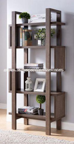 Bookcase, Walnut Oak for Sale in Westminster,  CA