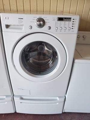 Washer perfect condition warranty for Sale in Miami, FL