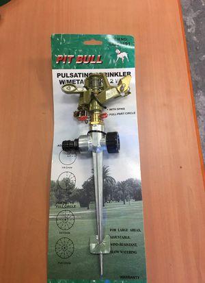 Pulsating Sprinkler for Sale in Las Vegas, NV
