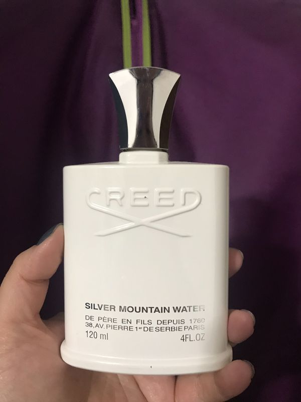 Creed Silver Mountain Water fragrance