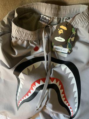 Authentic bape swim shorts for Sale in Commerce City, CO