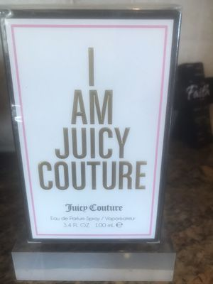 Brand New, I Am Juicy Couture, large 3.4oz Spray, Factory sealed for Sale in Littleton, CO