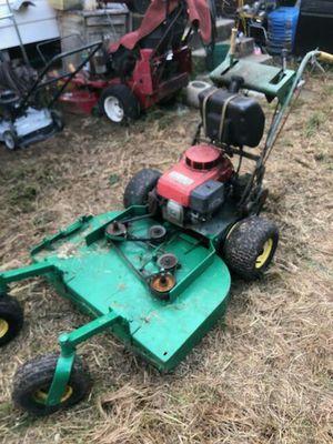 "36"" Bunton industrial landscape Lawn mower for Sale in Framingham, MA"