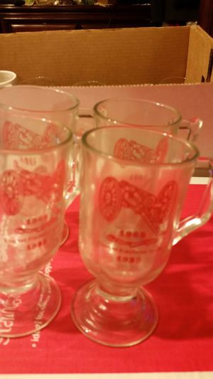 Set of 12 vintage collectible glasses for Sale in Saint Charles, MO