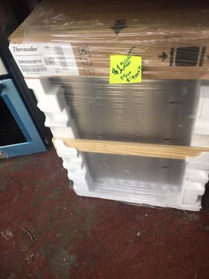 "New dishwasher Thermador stainless steel 24""! for Sale in Irwindale, CA"