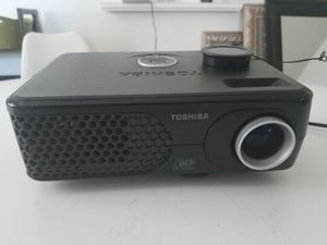 Toshiba portable projector for Sale in Phoenix, AZ