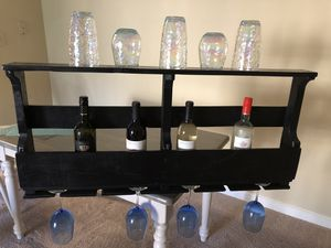 Pallet Wine Rack for Sale in Chester, VA