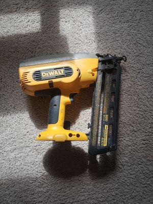 Dewalt nail gun cordless for Sale in Bala Cynwyd, PA