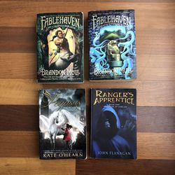 Fantasy Book Bundle for Sale in Bloomfield Hills,  MI