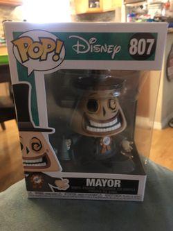 Funko mayor 807 nightmare before Christmas for Sale in Auburn,  WA