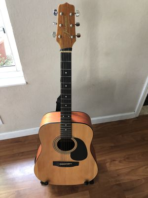 Jasmine By Takamine S-35 Full Size Acoustic Guitar Excellent condition No scratches or dents for Sale in Fremont, CA