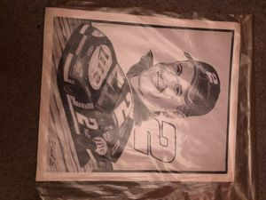 Rusty Wallace print for Sale in Smyrna, TN