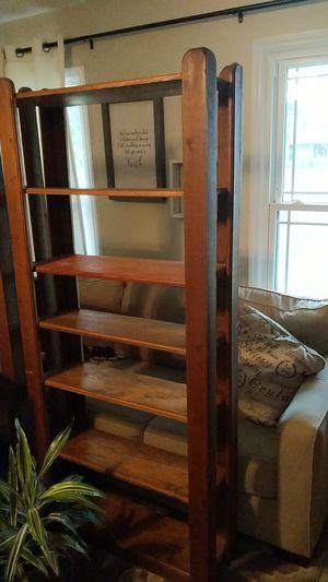 Wood bookshelves for Sale in Smyrna, TN