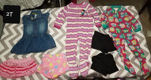 Toddler girls clothing size 2T for Sale in Belleville, IL