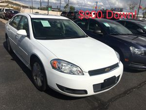 2010 LTZ Chevy Impala LOADED for Sale in Mesa, AZ