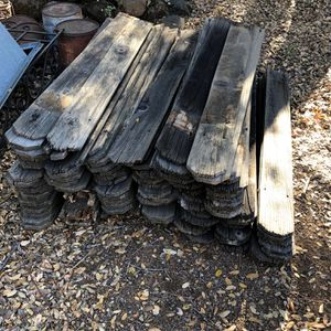 Fence Boards for Sale in Chico, CA