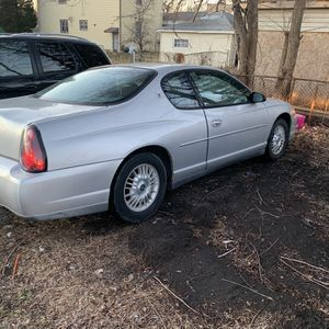 2001 Chevy Monte Carlo for Sale in Chicago, IL