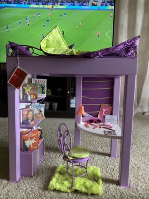 Retired 2012 Doll of the year McKenna Bed for Sale in Kissimmee, FL