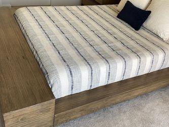 Bed Frame, Dresser, Side Table for Sale in Denver,  CO