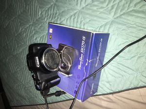 Canon PowerShot SX170 IS Digital Camera for Sale in Tallahassee, FL