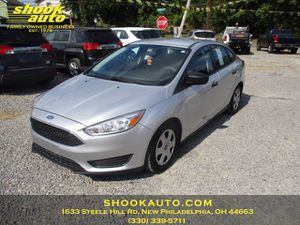 2016 Ford Focus for Sale in New Philadelphia, OH