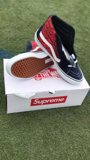 Supreme Vans 9.5 for Sale in Queens, NY