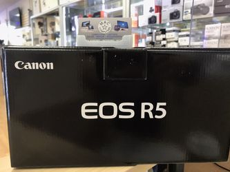 Canon EOS R5 >> payment plan available for Sale in Los Angeles,  CA
