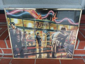 Famous celebrity diner picture for Sale in Petersburg, VA