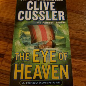Clive CUSSLER- The Eye Of Heaven for Sale in Beaverton, OR