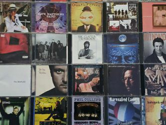 Music CD's for Sale in Fort Worth,  TX