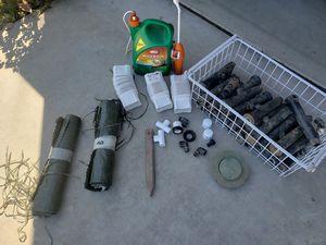 Sprinklers, yard stuff etc lot for Sale in Lake Elsinore, CA