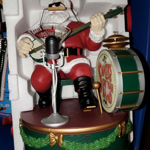 SANTA CLAUS ONE MAN BAND VINTAGE for Sale in Snohomish, WA