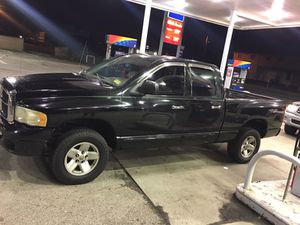 03 Dodge Ram Quad 4wd for Sale in Pittsburgh, PA