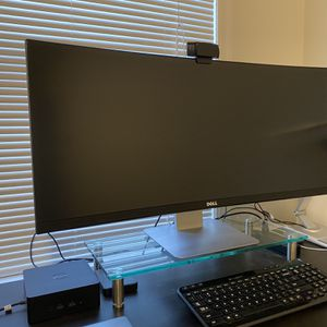 "Dell U3415W 34"" Curved Ultrawide Monitor - Like New for Sale in New York, NY"