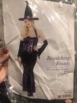 Halloween costume Witch for Sale in Santa Ana, CA