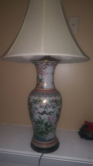 Antique asaian lamp for Sale in Atlanta, GA