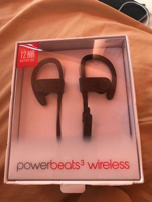 Beats PowerBeats 3 wireless for Sale in San Diego, CA