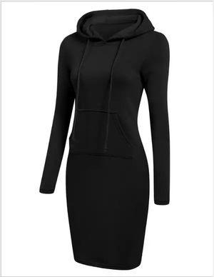 Women's sweater dress size 2XL black color for Sale in Stockton, CA