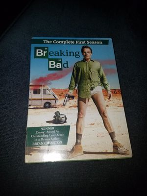 Breaking Bad First Season for Sale in Damascus, MD