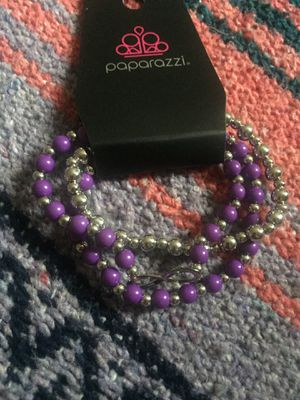 purple bracelet for Sale in McLean, VA