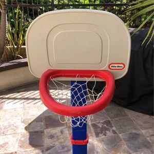 Little tikes Adjustable Kids Hoop for Sale in Irvine, CA