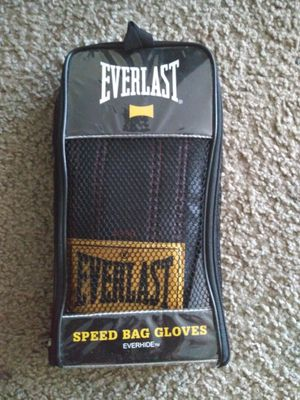 Brand new speed bag gloves for Sale in Aurora, CO