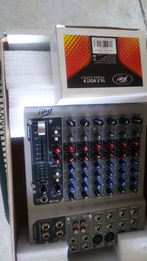 Peavey PV8 / 8-Channel Mixer for Sale in Charlotte, NC