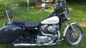 2000 HD Sportster for Sale in Tuscola, TX