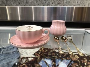 Pink Tea Cup and Saucer Set for Sale in West Hollywood, CA