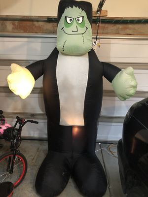 8ft airblown inflatable Frankenstein for Sale in Buffalo, NY