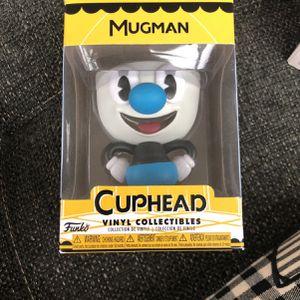 Mug man Vynil Collectible for Sale in Washington, DC