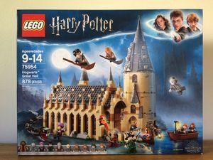New LEGO 75954 Harry Potter Hogwarts Great Hall for Sale in Arlington, VA
